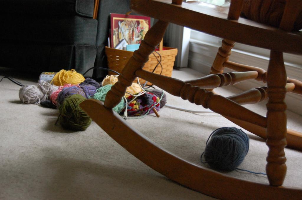 Yarn everywhere