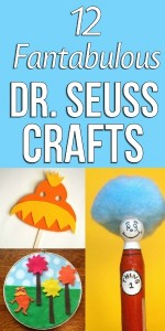 Fantabulous Dr. Seuss Crafts