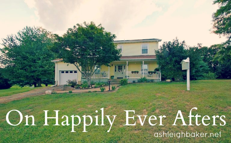On Happily Ever Afters - Ashleigh Baker
